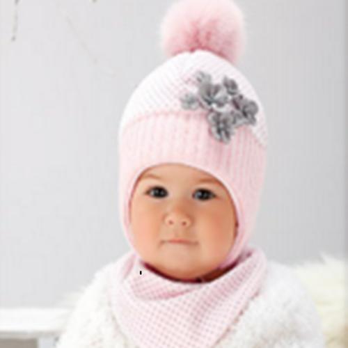 Armas tüdrukute talvemüts