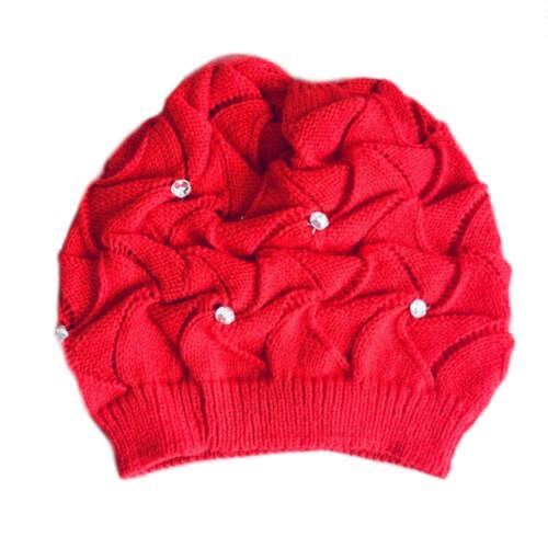TüdrukuteHuppa kootud müts Lola