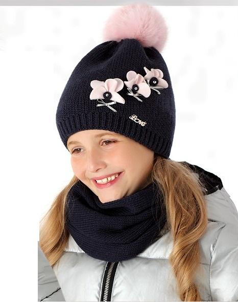 Talve kootud müts