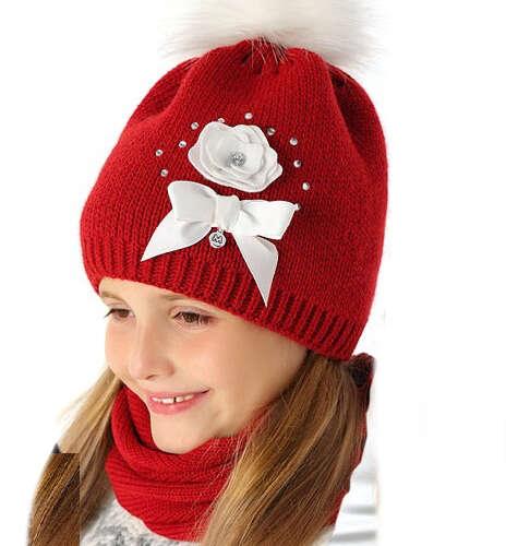 Talvemüts tutiga Marika