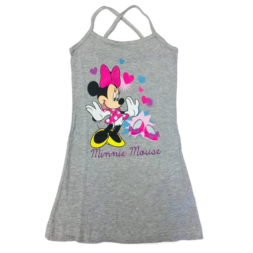 2e8342a5476 Suvekleit Minnie Mouse, hall - BuenoKids