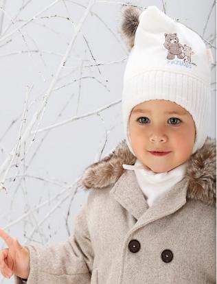 Poiste talvemüts tutiga