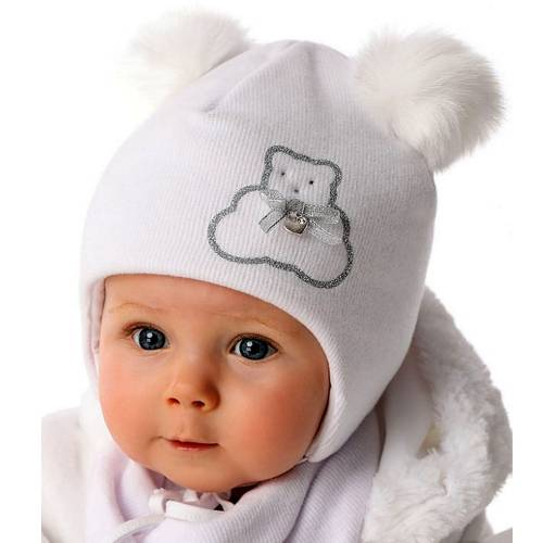 Väikelaste talvemüts