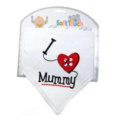 Kaelarätik-pudipõll I love Mummy